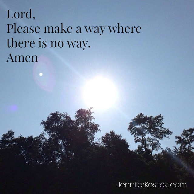 make a way where there is no way way_n